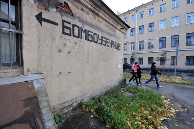В Таганрогском НИИ Связи одно из лучших бомбоубежищ Ростовской области