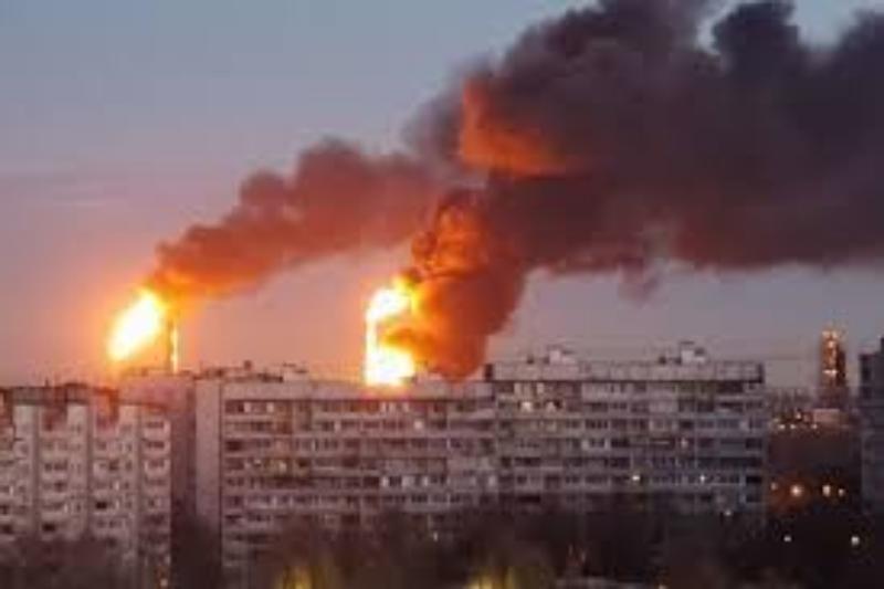 В Таганроге у жильцов многоэтажки выдалась бессонная ночь
