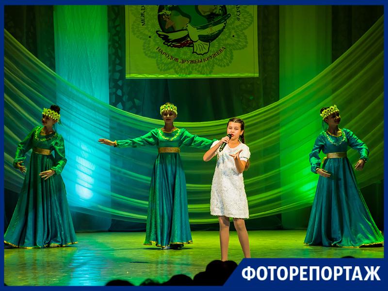 Фестиваль национальных автономий «Народов дружбы кружева» прошел в Таганроге