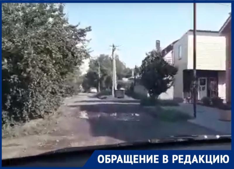 Прошло полгода, как глава Таганрога Титаренко пообещала сделать улицу Больничную