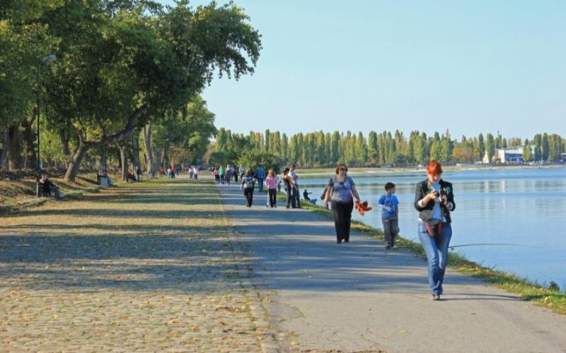 Воскресенье в Таганроге будет тёплым и солнечным
