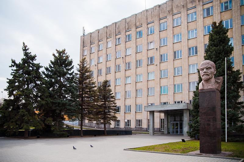 В администрации Таганрога работает Следственный комитет Ростовской области