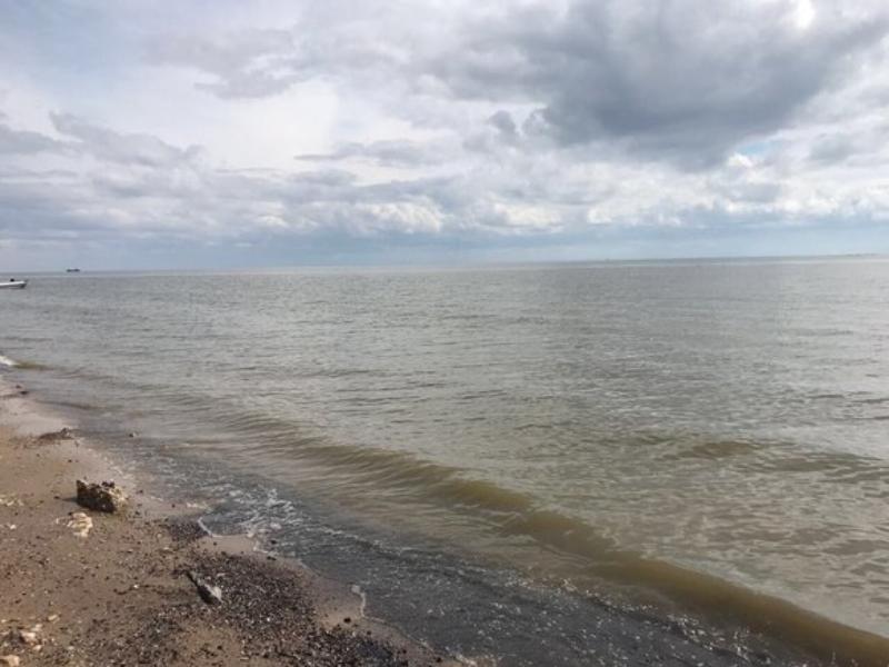 Часть бухты Андреева в Таганроге передана ФСБ