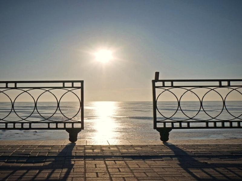 Мороз и солнце ожидаются в Таганроге