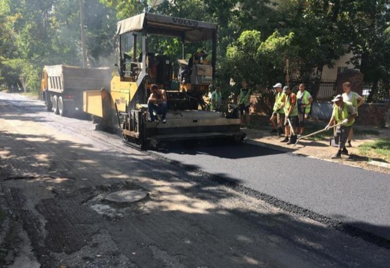 Капитальный ремонт дорог продлится в Таганроге до 2024 года