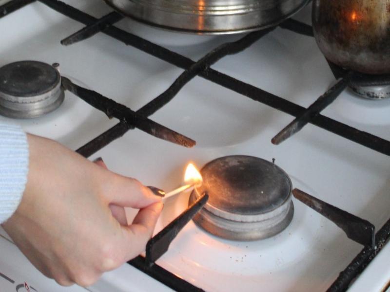 В Таганроге в некоторых районах откючат газ