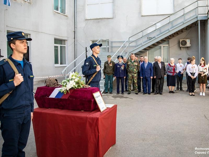 Администрация Таганрога не захотела почтить память героя Великой Отечественной войны