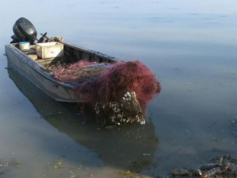 Молодой таганрожец может сесть в тюрьму на два года за ловлю рыбки