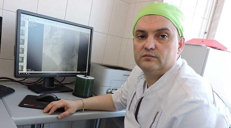 Главврач БСМП Таганрога поблагодарил пациентов за добрые слова в адрес докторов и фельдшеров