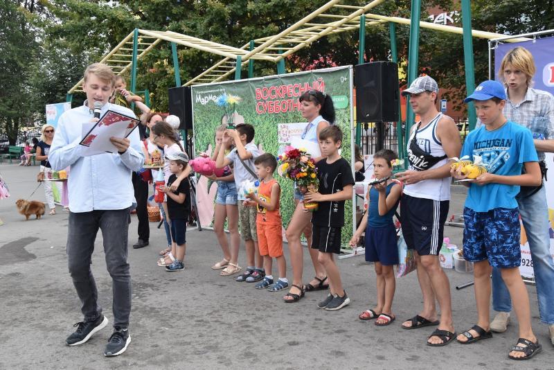 Экологический фестиваль в Таганроге: учимся жить без пластика