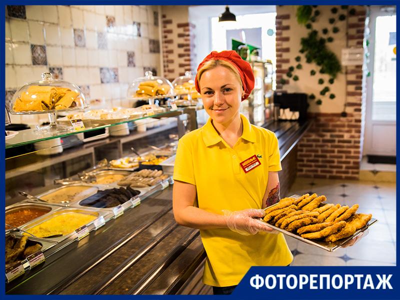 Столовая «За100лье» - доступная еда в самом центре Таганрога