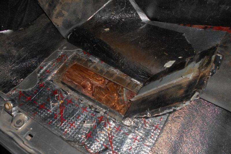 На границе близ Таганрога мужчина пытался незаконно ввезти 142 кг цветного металла