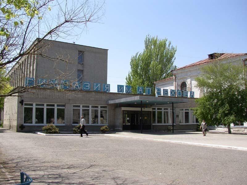 Чеховская гимназия возвращается на прежнее место