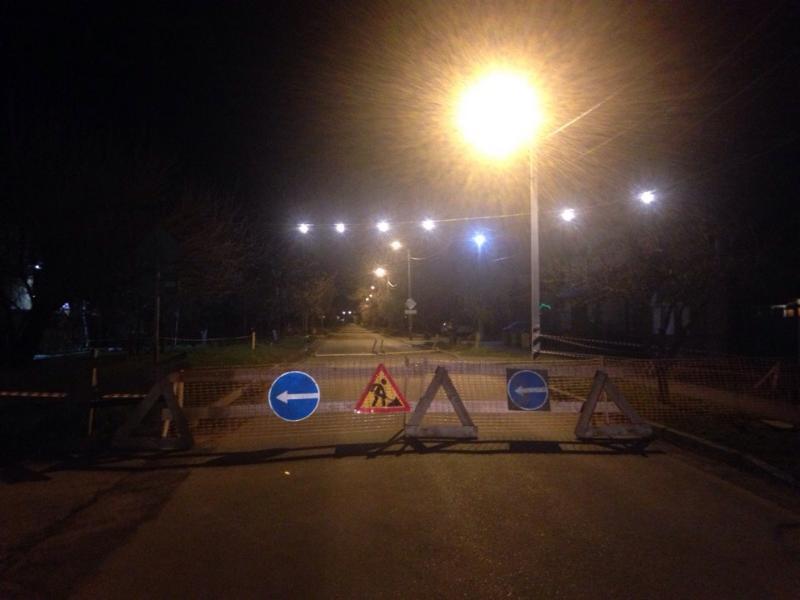 В Таганроге после обрушения коллектора на месяц перекроют два переулка