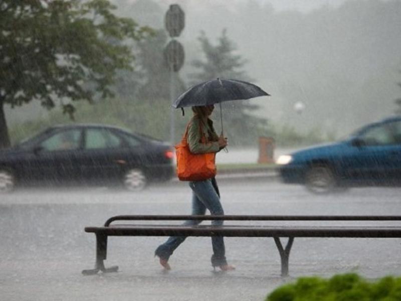 На этой неделе в Таганрог придут долгожданные дожди