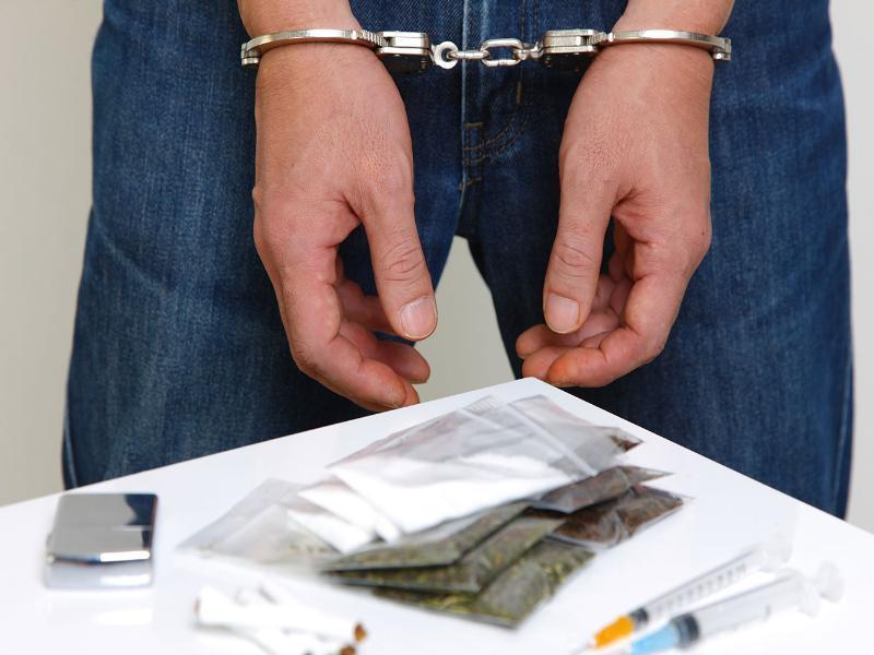 Под Таганрогом полицейские изъяли более 1 кг марихуаны
