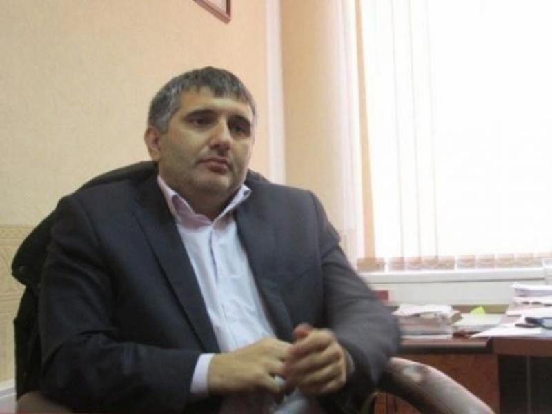 Сегодня задержали начальника УЖКХ Таганрога Валерия Каргаева