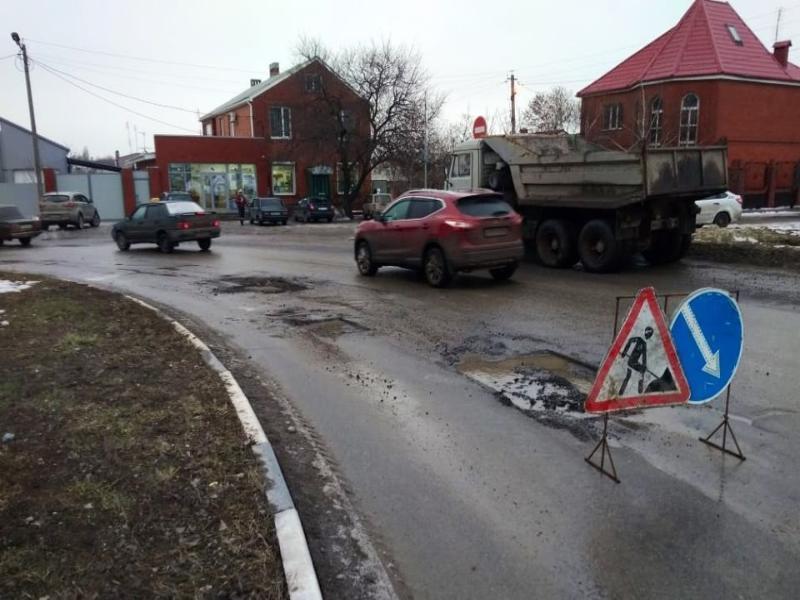 «Благоустройство» осталось недовольно качеством дорог и предъявило претензии к подрядчику