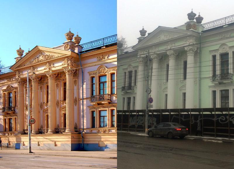 Сотрудники дворца Алфераки подали заявку на продолжение работ по реконструкции