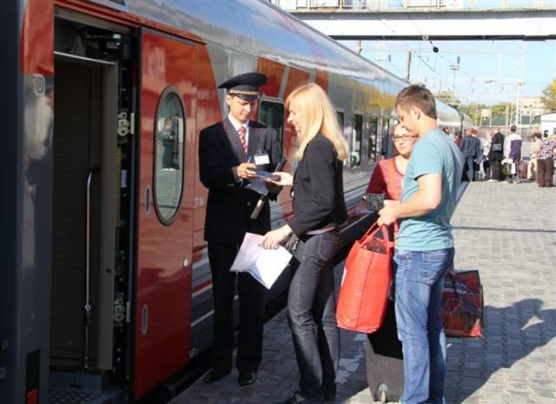 За два месяца 12 тысяч пассажиров перевез поезд «Таганрог-Москва»