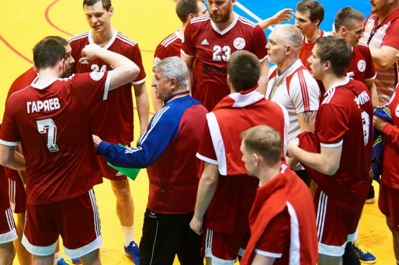 ГК «Таганрог-ЮФУ» не  может сыграть домашние матчи из-за   отсутствия родной площадки
