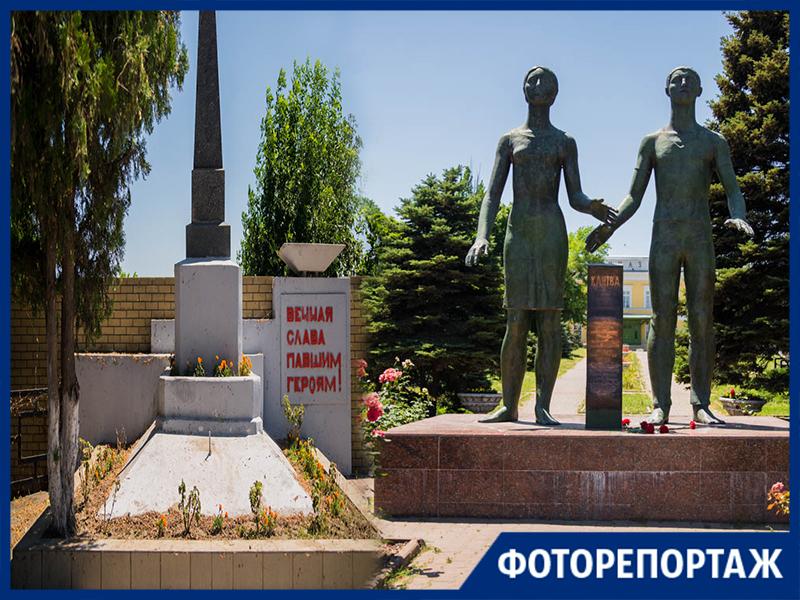 В День памяти и скорби в Таганроге вспоминают о жертвах Великой Отечественной войны