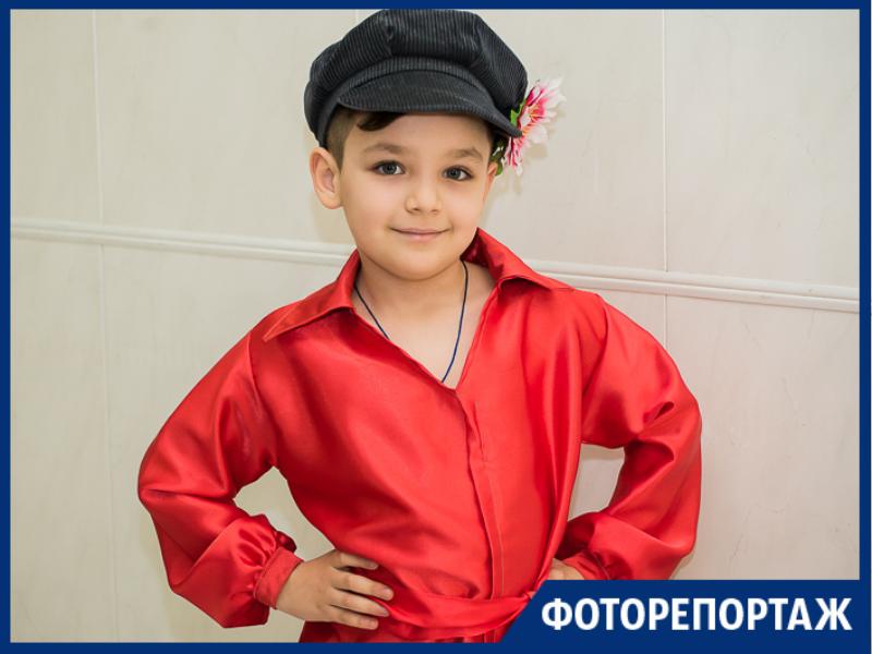 Конкурс юных вокалистов «Маленький принц» в Таганроге