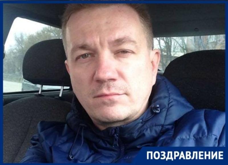 Сегодня День рождения у руководителя «Молодежного клуба» Дмитрия Беспалова