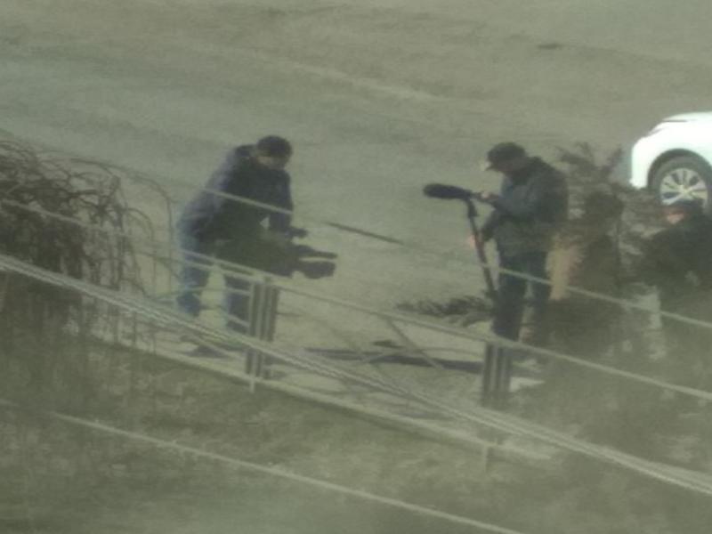 Федеральные СМИ приехали полюбоваться на таганрогские ямы