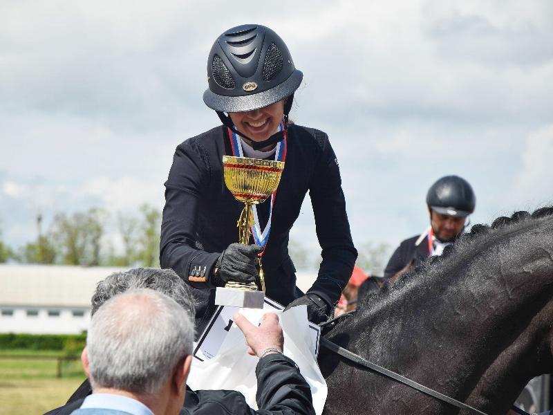 Спортсмены из Таганрога привезли пять медалей с конного турнира