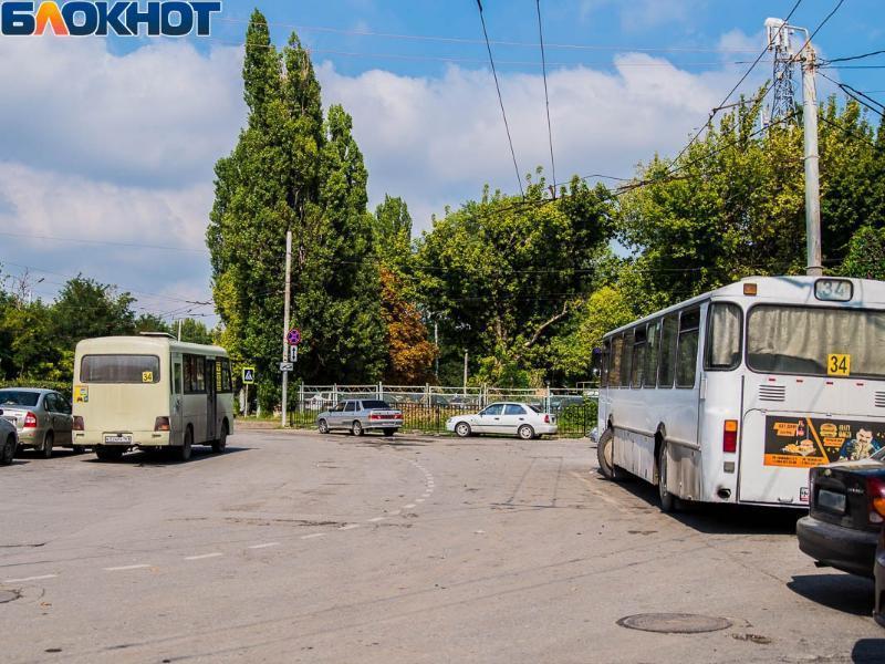 В Таганроге изменится схема движения маршруток № 4 и № 34