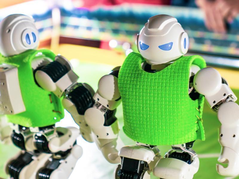 Известные роботы мира едут в Таганрог!
