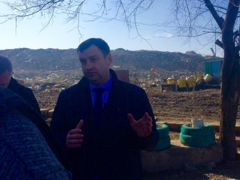 Сити-менеджер Андрей Лисицкий рассказал журналистам и блогерам о мусорной реформе в Таганроге