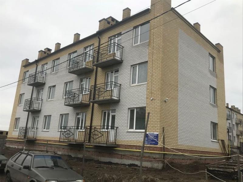 В Таганроге 70 детей-сирот получили квартиры в новостройке