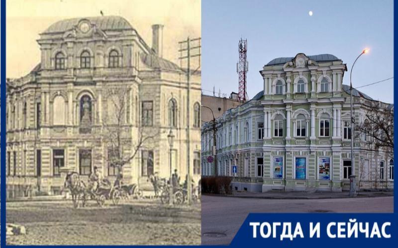 «Металлургического колледж» был первым трехэтажным зданием в Таганроге