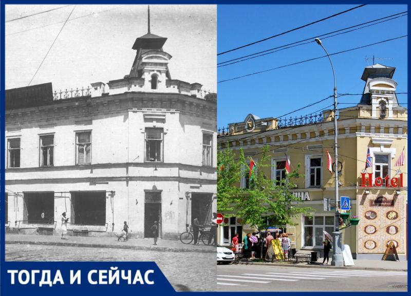 В старейшем отеле Таганрога раньше отдыхали белогвардейцы и фашисты