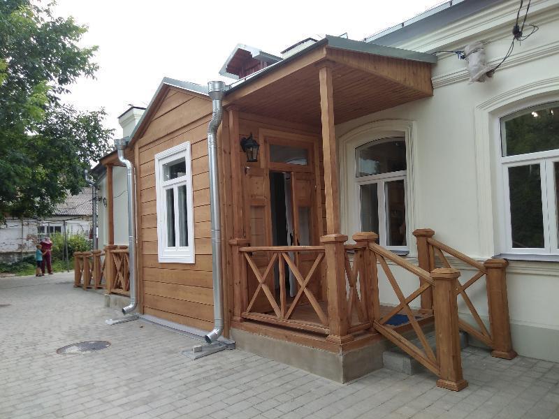 В Таганроге открыли обновленный «Дом Чехова» на улице Розы Люксембург