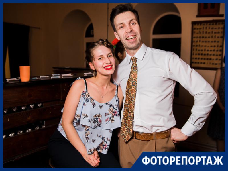 Весна - время Любви и Джаза в Таганроге