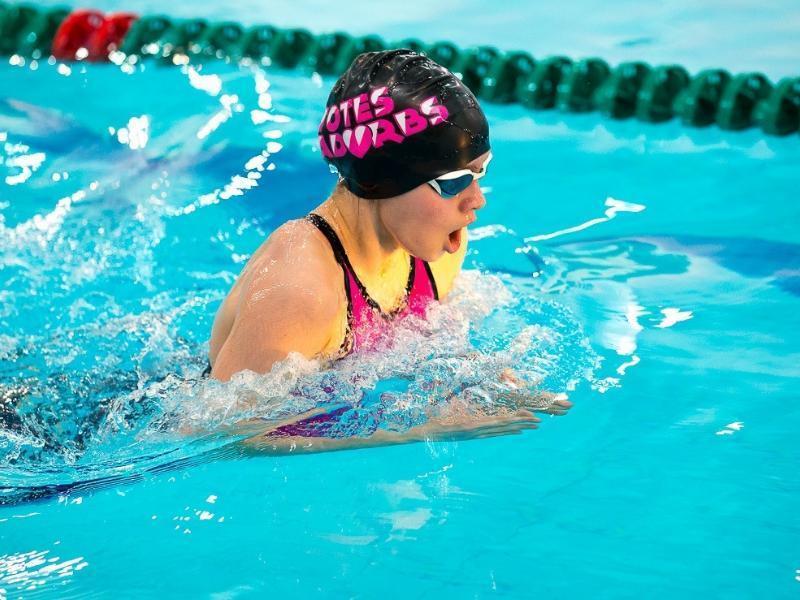 Таганрогская спортсменка установила рекорд России на ЧМ по плаванию среди глухих