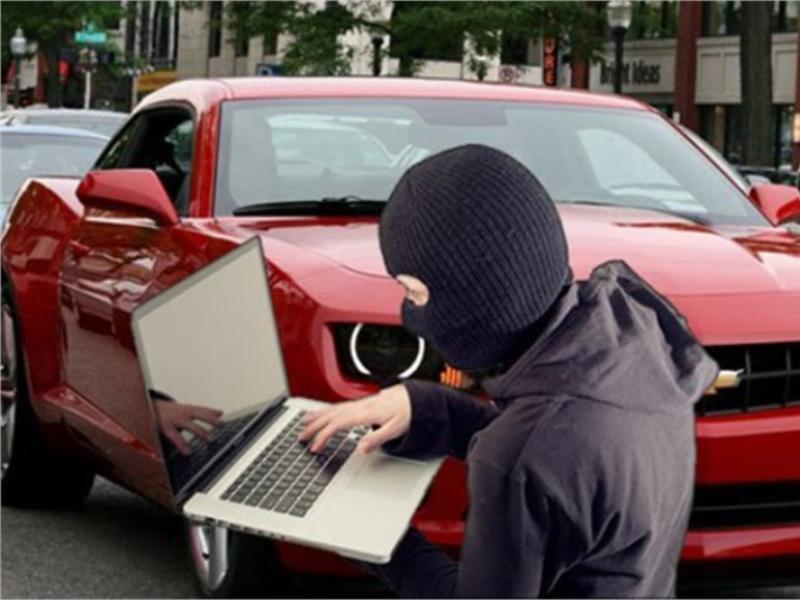 Сигнализация в машине не спасла имущество таганрожца от воров