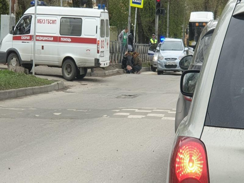 В Таганроге девочку-подростка сбили на пешеходном переходе