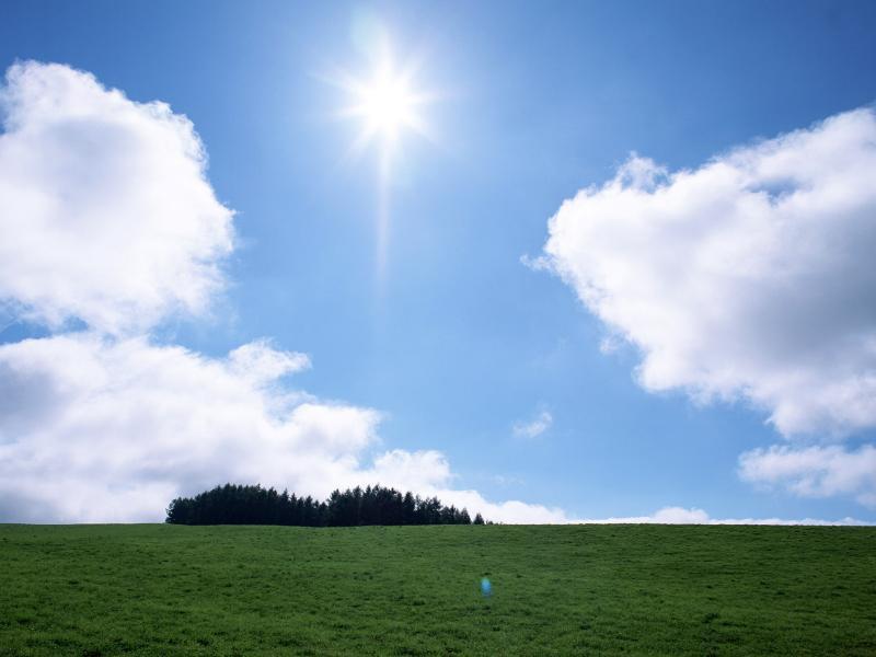 Погода на предстоящую неделю: будет облачно и жарко