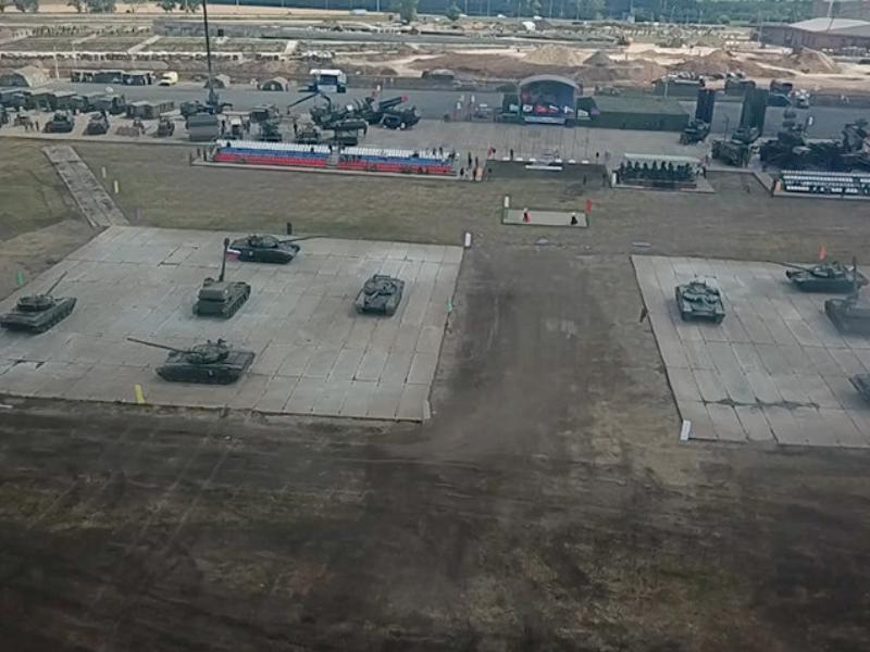 На форум «Армия 2019» таганрожцы смогут бесплатно поехать из Вареновки