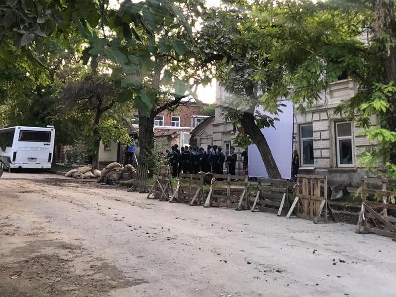 Из Таганрога сделали Новороссийск для съёмок фильма «Чёрное море»