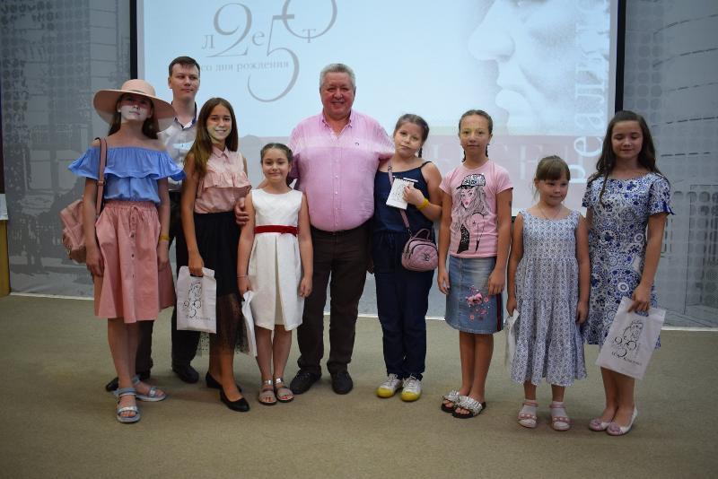 Просветительский марафон в честь юбилея Крылова стартовал в Таганроге