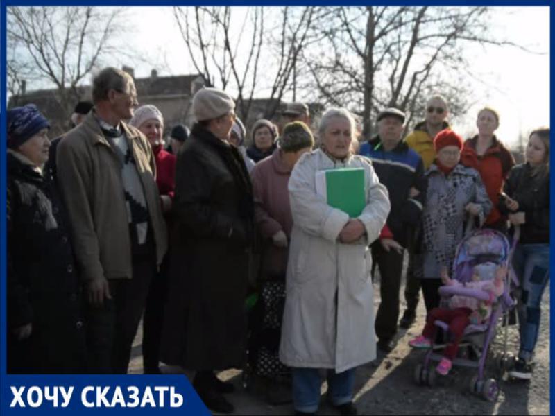 Уже десятилетие в Таганроге не могут сделать дорогу в 800 метров