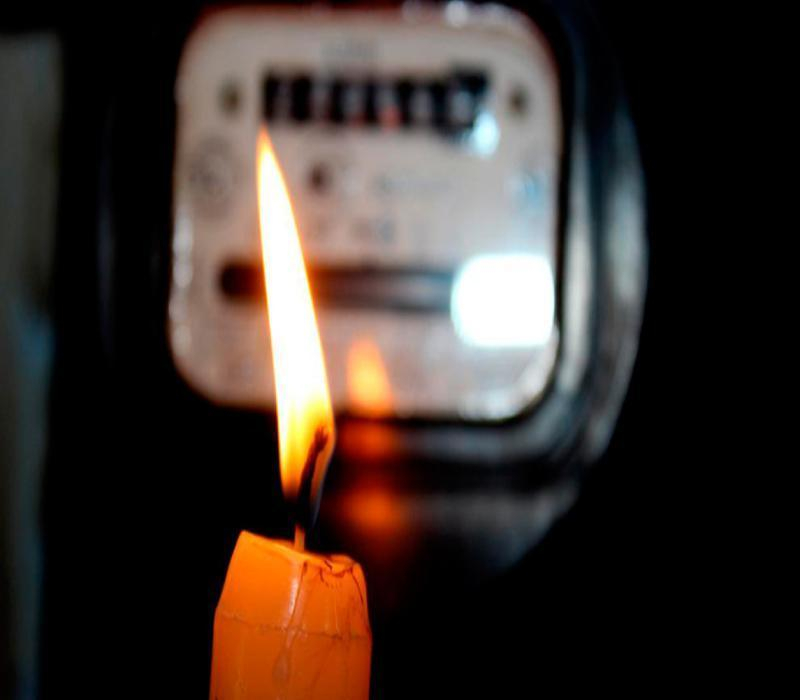Хутор Веселый под Таганрогом часто бывает грустным из-за нерадивых энергетиков
