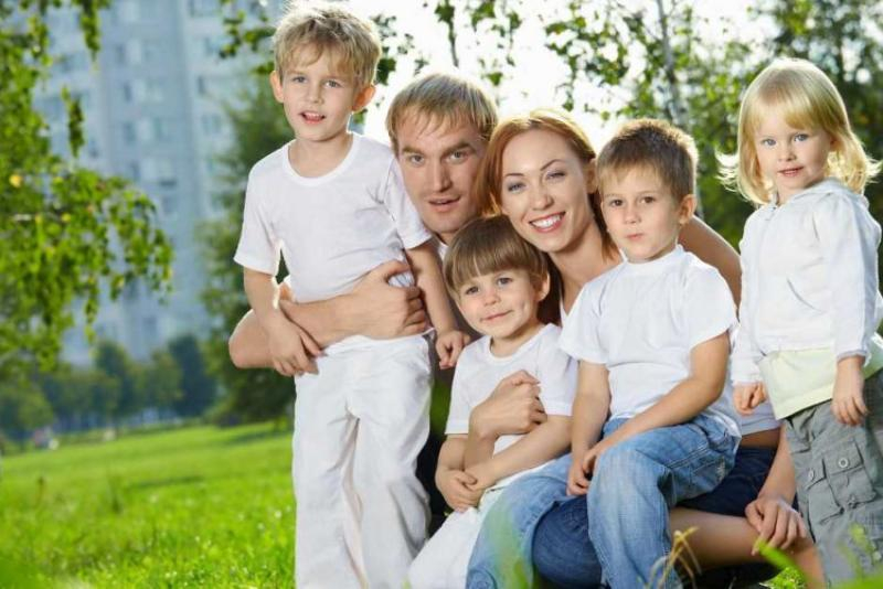 Многодетные семьи Таганрога смогут получить деньги вместо участка