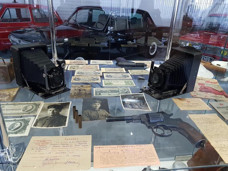 Военно-исторический музей Таганрога открыл двери после пожара