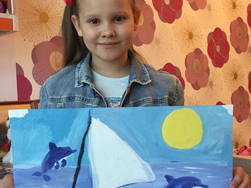Морскую прогулку на яхте хочет совершить Настя Гнилицкая